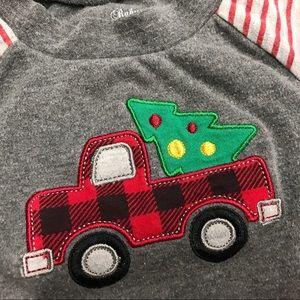 🧚♀4/$25 BABY ESSENTIALS Christmas Shirt 12M